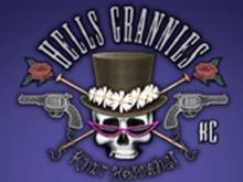 Играть на реальные деньги в Вулкан 24 казино в Hells Grannies
